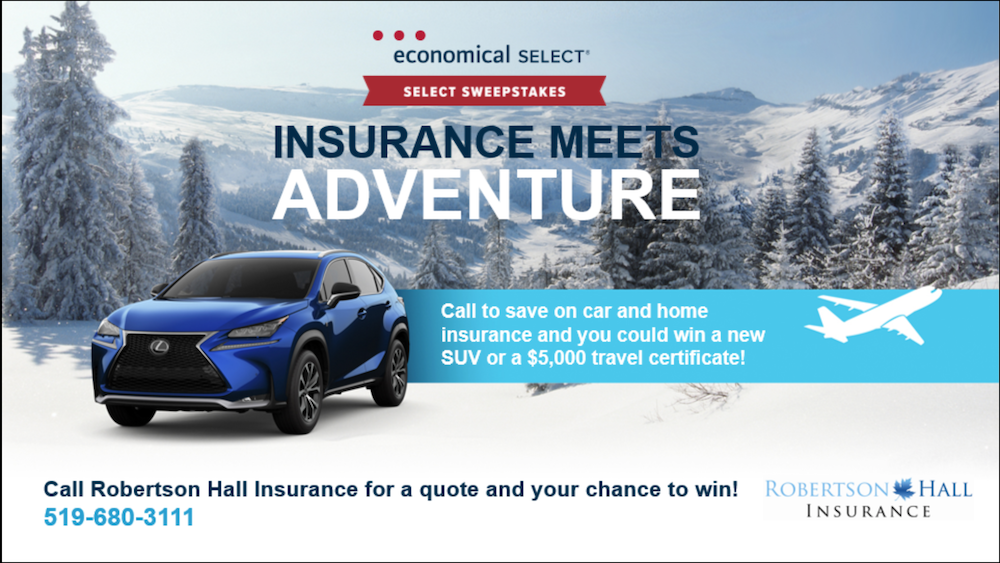 Group Insurance Sweepstakes
