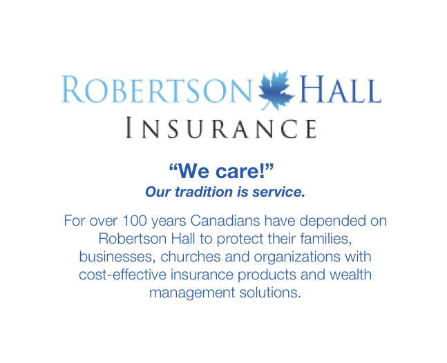 Robertson Hall - We Care! Our tradition is service.